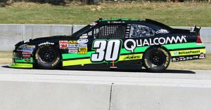 Turner Scott Motorsports - Nelson Piquet, Jr.'s pole and race winning car at Road America in 2012.