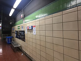 30th Street station (SEPTA Subway) - Image: 30th Street Trolley Station