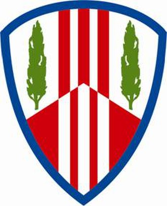 53rd Troop Command - Image: 369Sustain Bde SSI