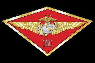 3rd Marine Aircraft Wing - 3rd MAW insignia