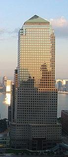 200 Vesey Street Office skyscraper in Manhattan, New York