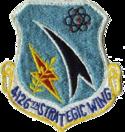 4126th Strategic Wing - SAC - Emblem