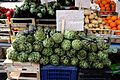 4647 - Carciofi al mercato di Ortigia, Siracusa - Foto Giovanni Dall'Orto, 20 marzo 2014.jpg