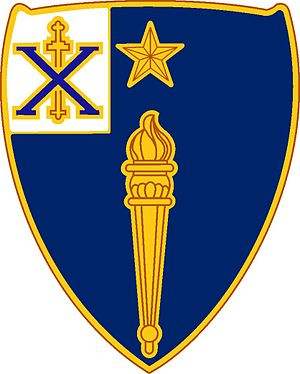 46th Infantry Regiment (United States) - Image: 46 INF RGT DUI