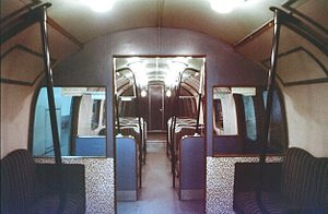 British Rail Class 487 - Image: 487 DM Inside 1