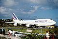 48bd - Air France Boeing 747-3B3 (M); F-GETB@SXM;03.02.1999 (5601184725).jpg