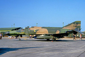 512th Fighter Squadron - 512th TFS F-4E Phantom II 68-0481, 1979