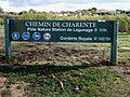 560 - Pancarte bord de Charente Martrou - Rochefort.jpg
