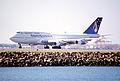 70an - Ansett Australia Boeing 747-312; VH-INH@SYD;04.09.1999 (5016129941).jpg
