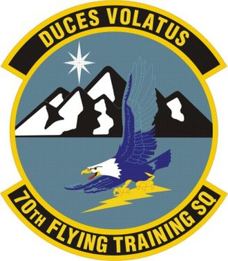 70th Flying Training Squadron - Image: 70th Flying Training Squadron