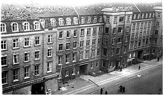 1944 explosion in Aarhus - Image: 7487069 70 r siden eksplosionen p aarhus havn 2