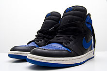 Air Jordan I, (Royal Blue Colorway)