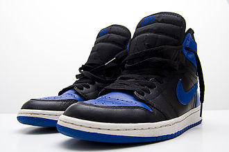 Air Jordan - Air Jordan I, (Royal Blue Colorway)