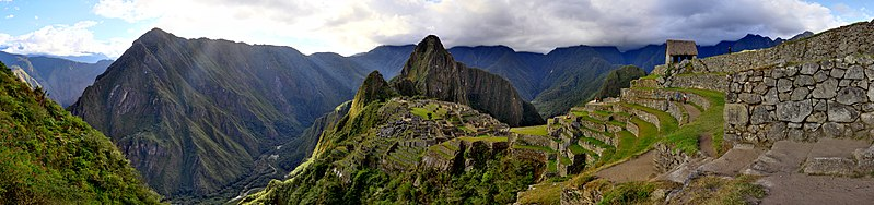 tours of Machu Picchu in Peru