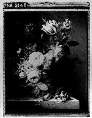 Stilleven met bloemen