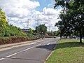 A28, Simone Weil Avenue - eastbound - geograph.org.uk - 1440748.jpg