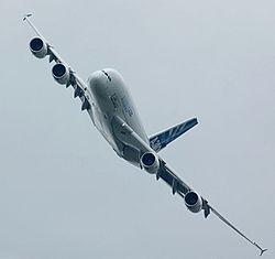 A380 Flyby ILA2006.jpg