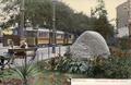 AK Bismarckstein Weißensee Berliner Allee, 1911.png