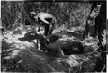 ASC Leiden - Coutinho Collection - 13 09 - Campada college on the northern frontline, Guinea-Bissau - Digging trenches - 1973.tif