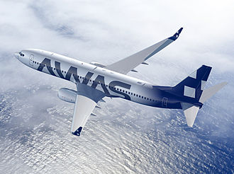 Terra Firma Capital Partners - An AWAS Aviation Capital leased aircraft