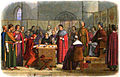 A Chronicle of England - Page 262 - Edward Acknowledged as Suzerain of Scotland.jpg
