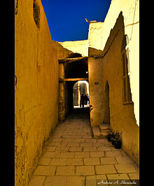 A Path in Saint Paul Monastery, Egypt (HDR) (3687207090).jpg