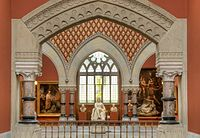 A closer view of the Pennsylvania Academy of Fine Arts - Washington Foyer.jpg