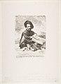 A dwarf (Un Enano)Portrait of El Primo MET DP816852.jpg