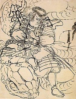 Samurái 250px-A_samurai_overwhelming_a_giant_serpent