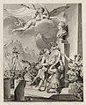 A un peuple libre - Le peuple acclame le roi, Lafayette et Bailly.jpg
