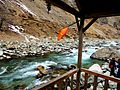 A view of the river in Kalam Valley near Usho forest 1.jpg