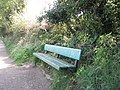 A welcome seat - geograph.org.uk - 758736.jpg