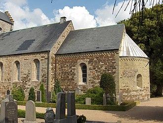 Aa Church - Image: Aa Kirke Bornholm 4