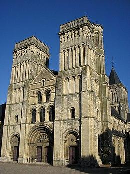 Abbaye aux-dames caen