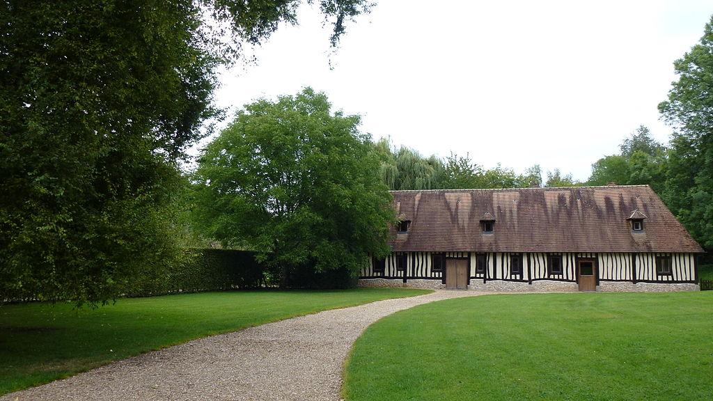 Fichier abbaye de saint wandrille chapelle notre dame de for Piscine de la chapelle saint luc