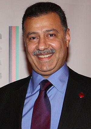Abdulaziz bin Abdullah bin Abdulaziz Al Saud - Abdullah in London, December 2014