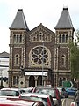 Abergavenny Baptist Church - Frogmore Street, Abergavenny (19037854396).jpg