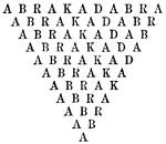 Abrakadabra im Schwinde-Schema