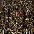 Abtei Seckau Bischofskapelle Dreifaltigkeitsaltar Marienkrönung 02.jpg
