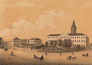 Old Academy Building - Image: Academy Turku