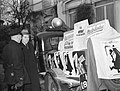Actie tegen zwarte handel. Truck met affiches, Bestanddeelnr 901-1235.jpg