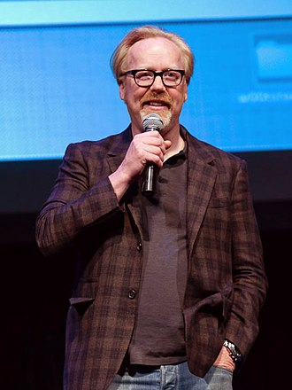Adam Savage - At Savage in July 2011