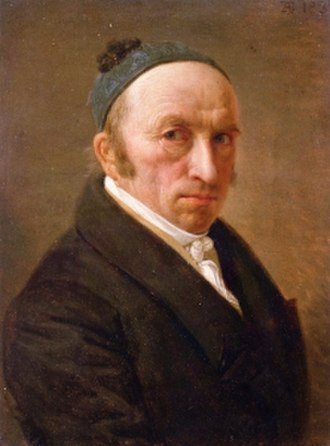 Wolfgang-Adam Töpffer - Self-portrait (1832)