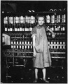 Addie Laird, 12 years old. Spinner in a Cotton Mill. Girls in mill say she is 10 years old. She admitted to me that... - NARA - 523249.tif