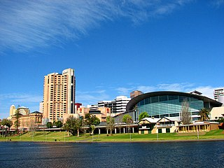 Adelaide Convention Centre convention center in Adelaide, Australia