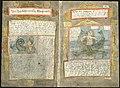 Adriaen Coenen's Visboeck - KB 78 E 54 - folios 190v (left) and 191r (right).jpg