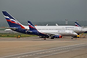 United Aircraft Corporation - Ilyushin Il-96 and Sukhoi Superjet 100 of Aeroflot