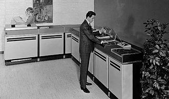 Randstad Holding - Randstad's first computer