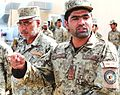 Afghan National Police Command Sergeants Major visit South (6463877087).jpg
