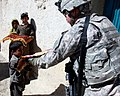 Afghan national police, US Troops patrol Logar province DVIDS214387.jpg